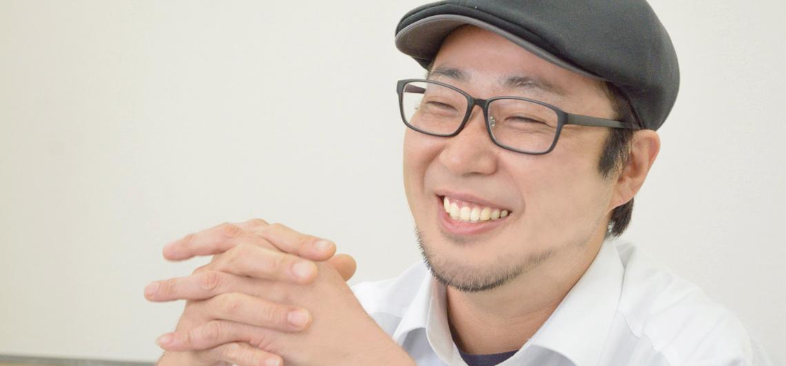 インタビュー瀧本