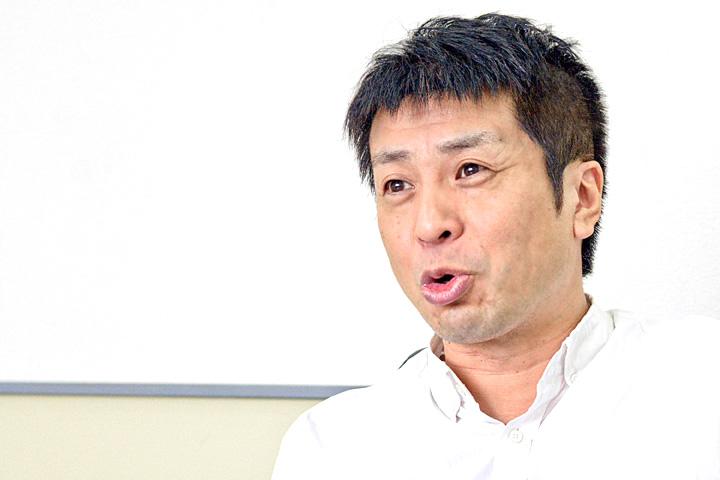 日光企画 インタビュー新久保 聡